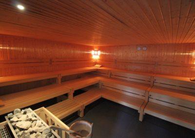 90°C Sauna